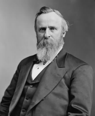 Rutherford B. Hayes - Fold3.com