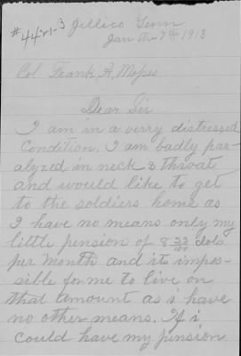Newton C Howell 1913 Pension App Ltr1.jpg