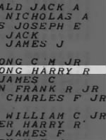 Armstrong, Harry R