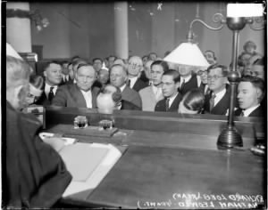 Leopold and Loeb trial