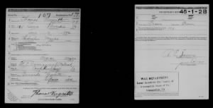 Tomas Negrette ( WW1 Draft Card).jpg