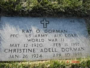 Dad and Mom's Headstone.JPG