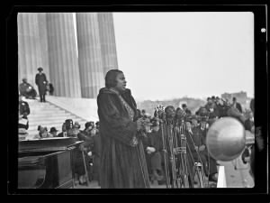 Marian Anderson Concert
