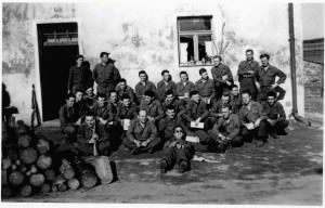 Ruhr Pocket - Farmhouse near Rhine - WWII - 97th Division