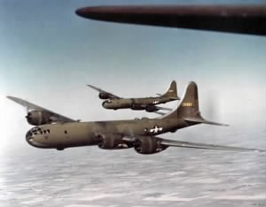 768px-Olive-drab_painted_B-29_superfotress.jpg