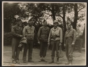 George Stout and other Monuments Men, Germany.jpg
