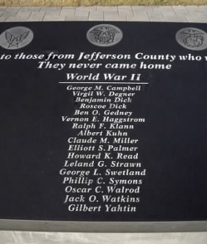 Jefferson County War Memorial Friendship Park WW2 names.jpg