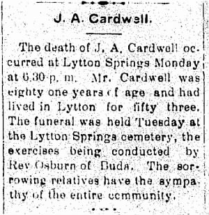 James A Cardwell 1908 Death and Funeral.jpg