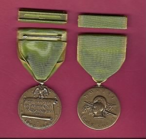 Womens's Army Corps Medal and ribbon.JPG