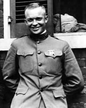 Dwight Eisenhower in World War One.jpg