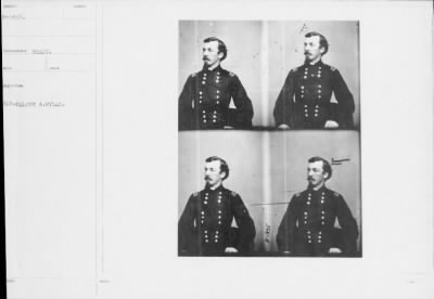 Mathew B Brady Collection of Civil War Photographs › B-1895 Gen. Nelson A. Miles. - Fold3.com