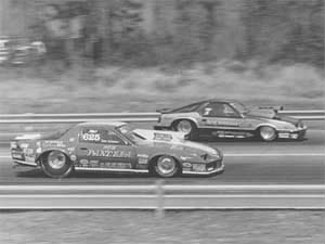 Great Race: 1984 Gatornationals