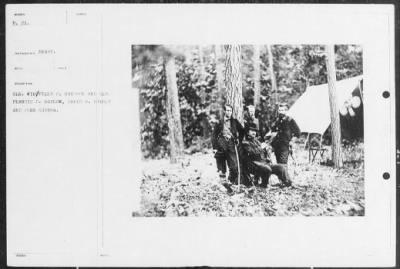 Mathew B Brady Collection of Civil War Photographs › B-21 Gen. Windfield S. Hancock and Gen. - Fold3.com