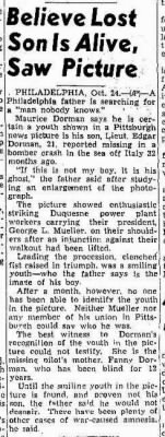 Dorman, Edgar_Indiana Evening Gazette_PA_24 Oct 1946.JPG