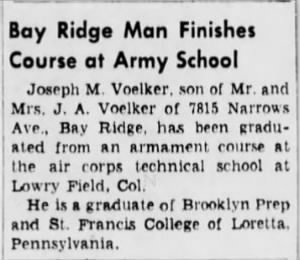Voelker, Joseph M._Brooklyn Daily Eagle_NY_Fri_11 Jul 1941_Pg 15.JPG